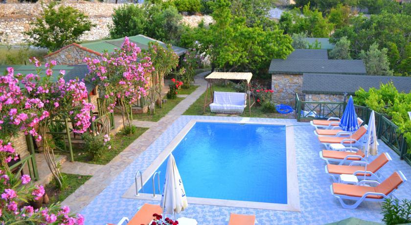 motel montenegro pansiyon fethiye