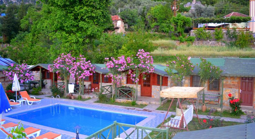 montenegro motel fethiye faralya